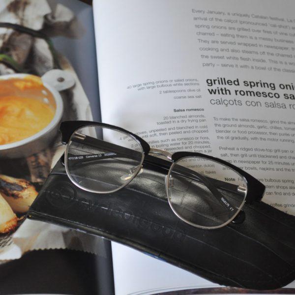 Recycled Inner Tube Glasses Case