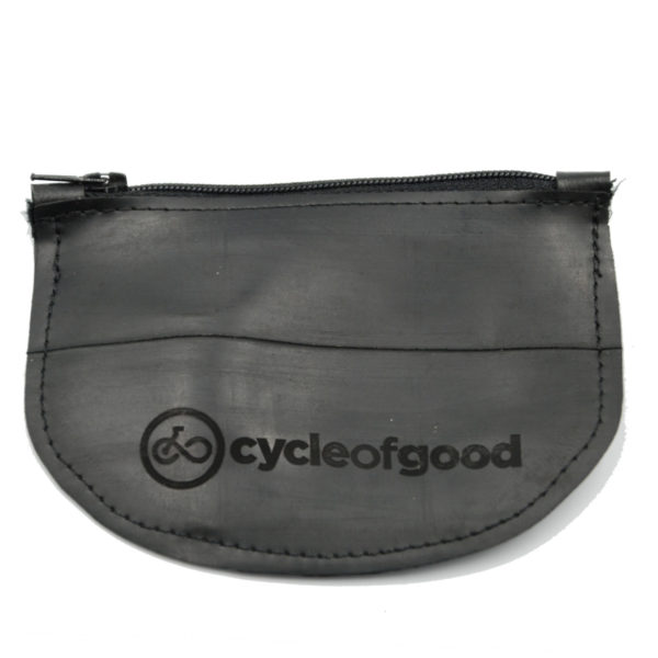 Recycled Inner Tube Coin Purse