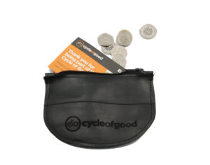 Christmas Gift Idea 9 - Recycled Coin Purse