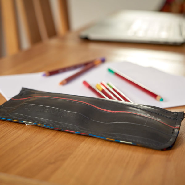 Recycled Inner tube Pencil Case