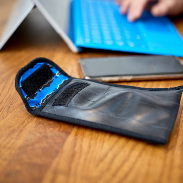 Recycled Inner tube Phone case