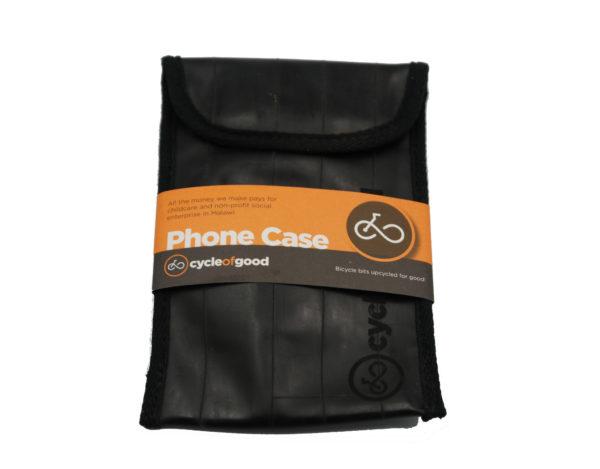 Recycled Inner tube Phone case