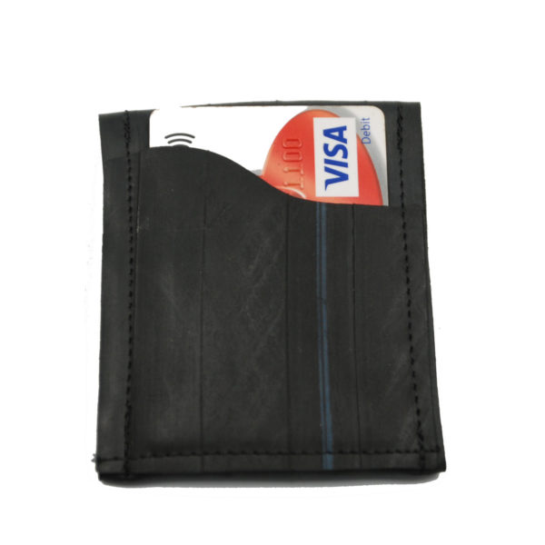 Recycled Inner Tube Pocket Wallet