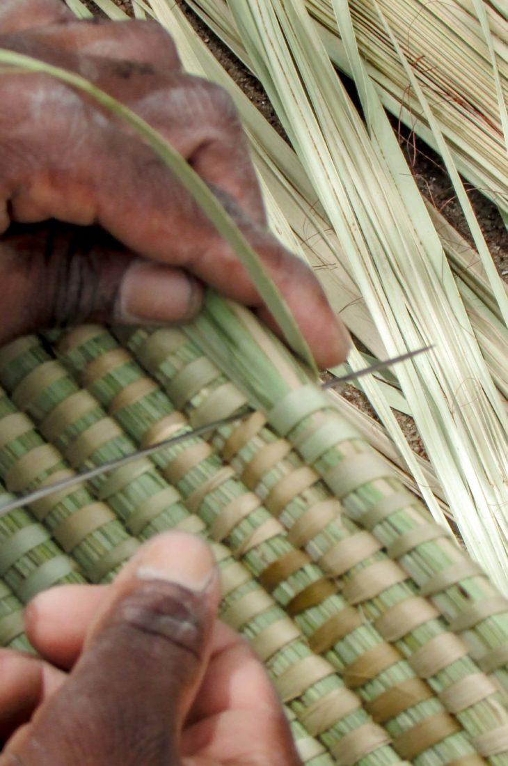 Malawi Palm Baskets