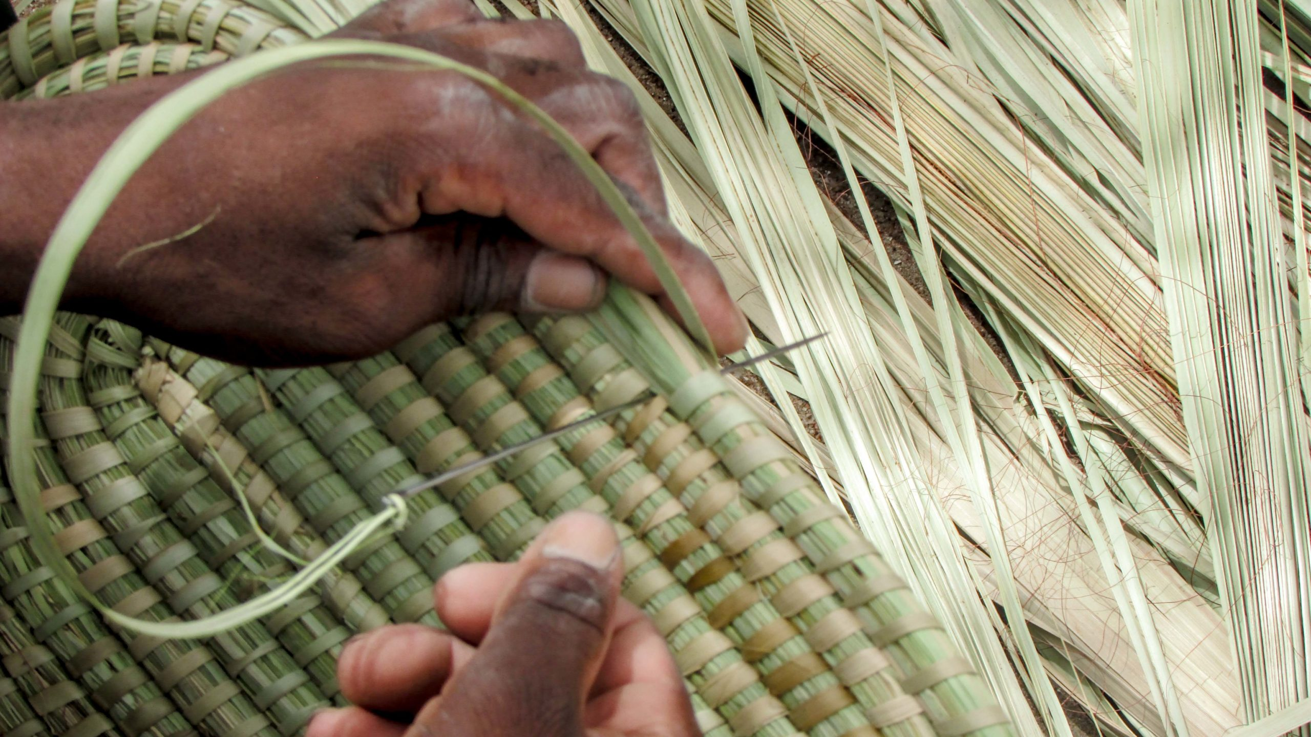 Malawi Palm Baskets