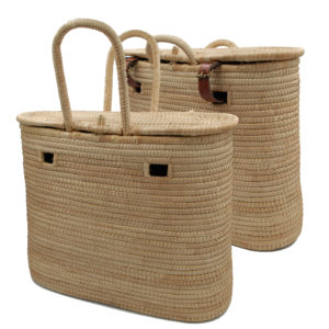 Pannier Palm Leaf Baskets