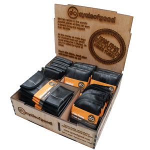 Inner Tube Campaign Point of Sale Box