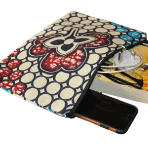 African Cloth Travel Pouch