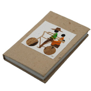 Elephant Dung Notebook