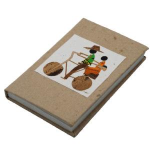 Elephant Dung Notebook