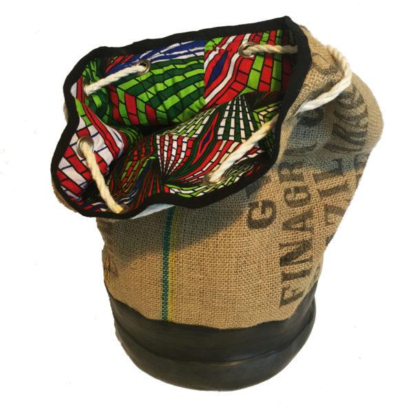 Recycled Coffee Duffel