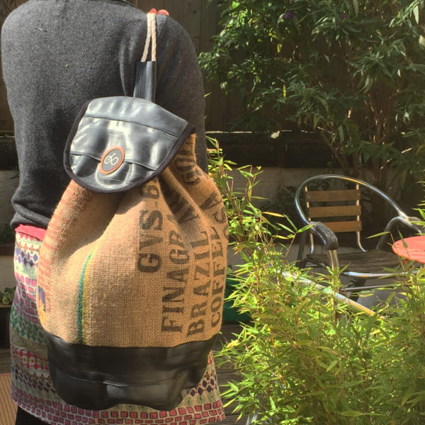 Recycled Coffee Duffel