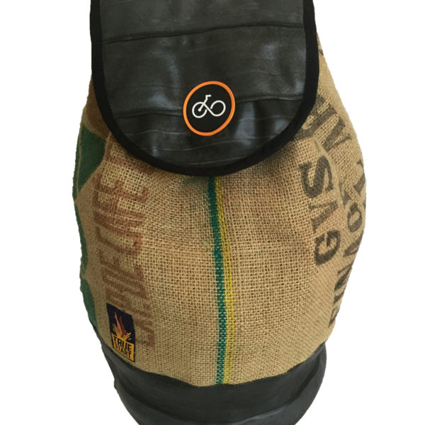 Recycled Coffee Duffle