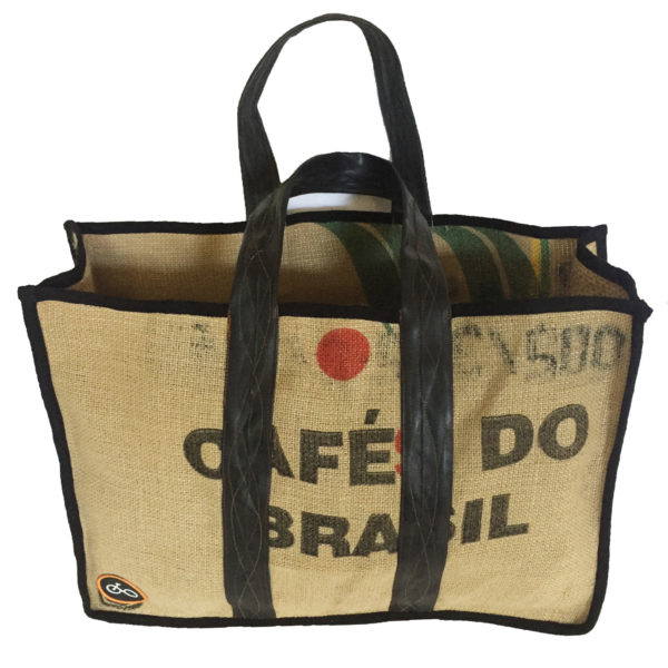 Recycled Coffee Lunch Bag