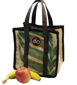 Christmas Present Idea 10 - Recycled Lunch Bag