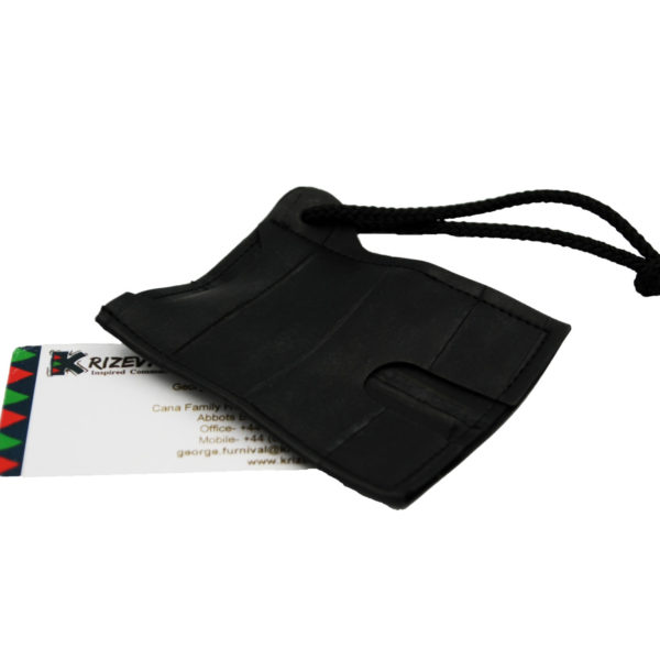 Inner Tube Luggage Tag