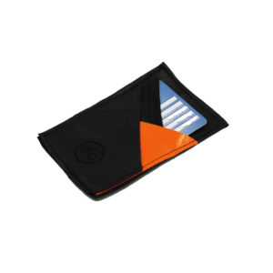 Inner Tube credit card orange