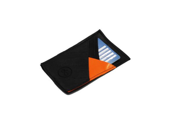 Inner Tube credit card orange