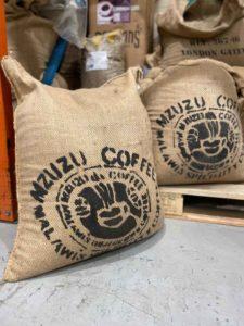 mzuzu coffee sack