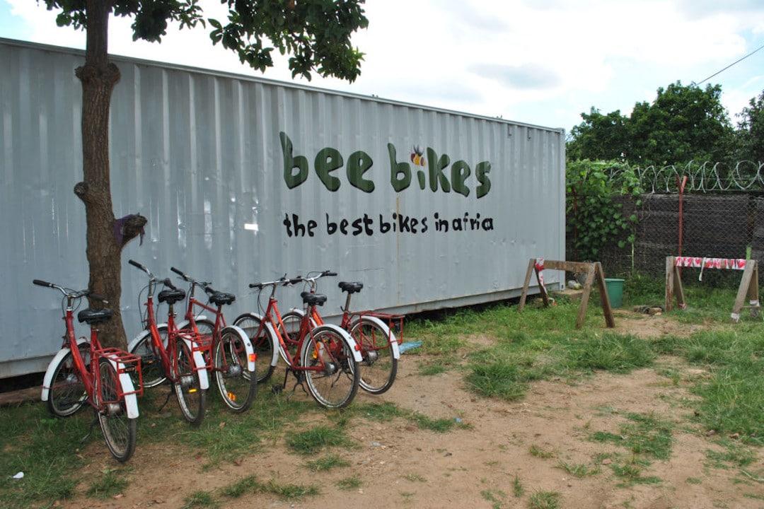 best bikes in africa