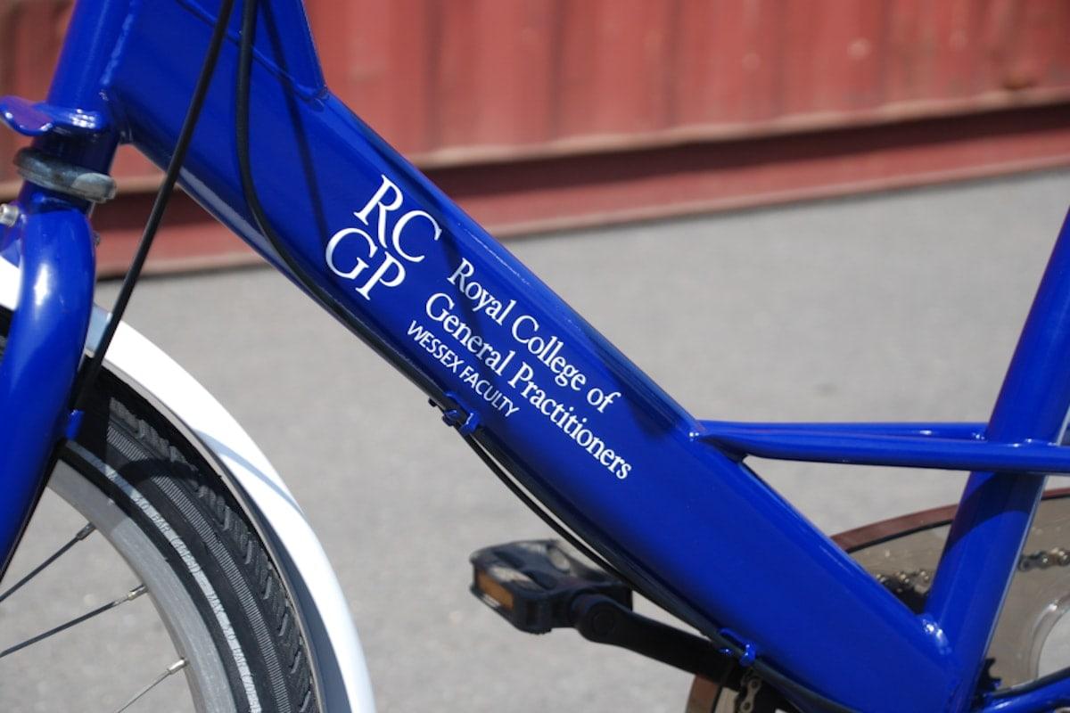 rcgp customised bike