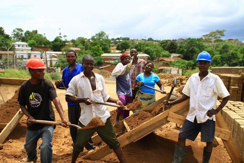 helping communities in malawi