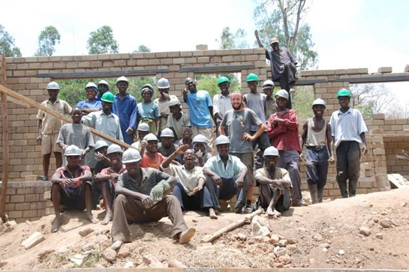 construction in malawi
